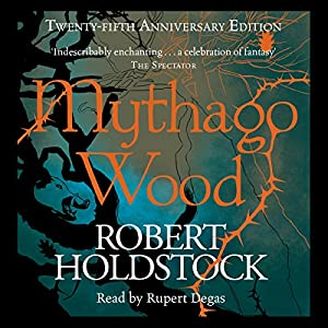 Mythago Wood Audiobook
