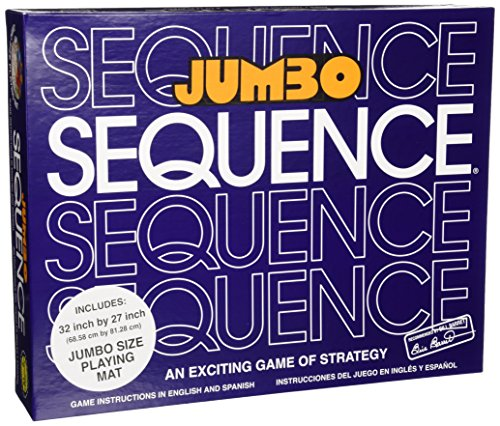 Jumbo Sequence Box Edition (Sequence Board Game Jumbo compare prices)