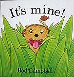 Its Mine (Pop-Up Book)