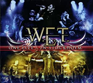 One Live in Stockholm (2cd+dvd)