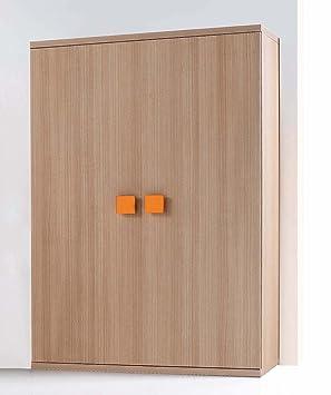 Armario dos puertas. Colección Urban Natural