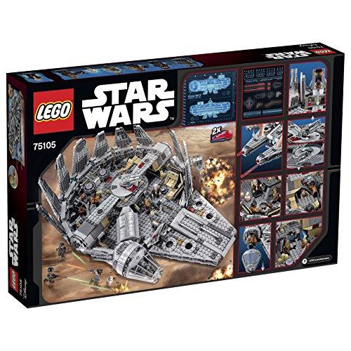 LEGO 75105 Star Wars  - Millennium Falcon
