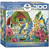 Eurographics Country Cottage by Janene Grende MO Puzzle (XL, 300 Pieces)