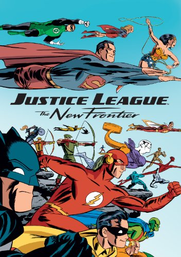 Justice League The New Frontier Cover