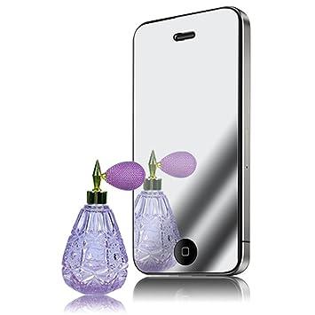 a film cran miroir protection arri re pr pr iphone 4 4g os4 high tech m131. Black Bedroom Furniture Sets. Home Design Ideas