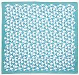 宮本 和雑貨 『おかみさんの大風呂敷』 レトロガラス 06437 70×70cm