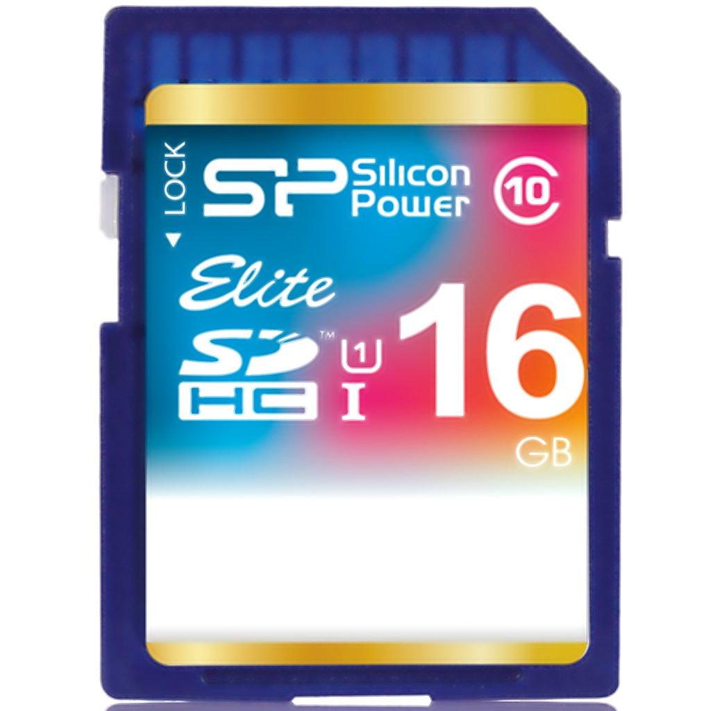 Elite UHS-1: Memory card