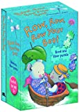 Trace Moroney Row, Row, Row Your Boat (Nursery Songs Book & Floor Puzzle)