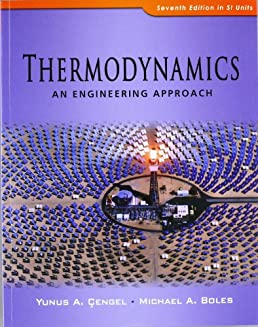 thermodynamics  asia adaptation  an engineering approach