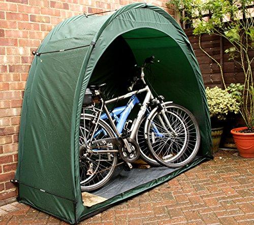 Bike Cave - Tienda protectora para bicicletas, color verde 53.99€