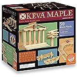 KEVA Maple: 50 pc Plank Set