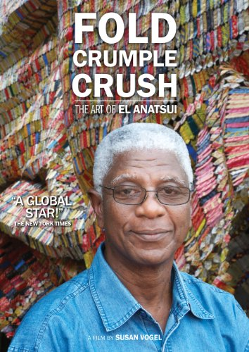 Image of Fold Crumple Crush The Art Of El Anatsui
