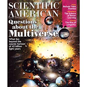 Scientific American, August 2011 Periodical
