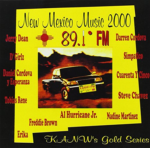 Kanw'S Gold Series: New Mexico Music 2000 front-210010