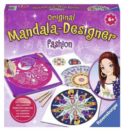 Ravensburger 2-in-1 Mandala-Designer Fashion - 1