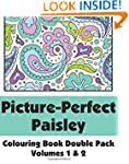 Picture-Perfect Paisley Colouring Boo...