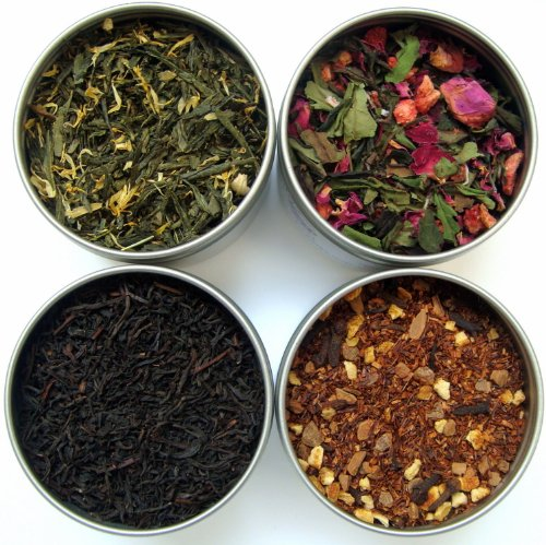 Heavenly Tea Leaves Tea Sampler Gift Set - 4