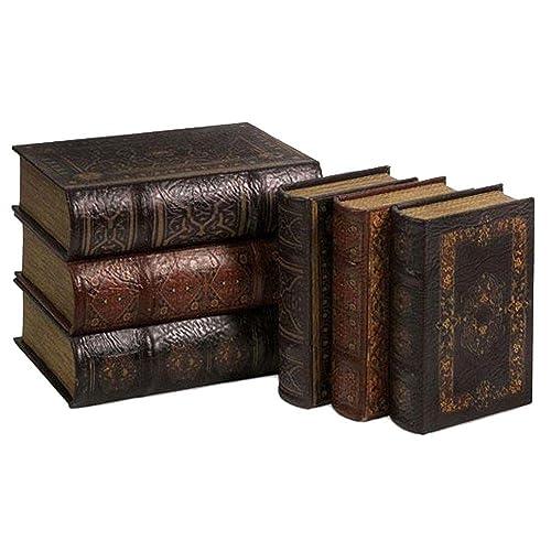 Amazon Small Decorative Boxes: Decorative Book Boxes