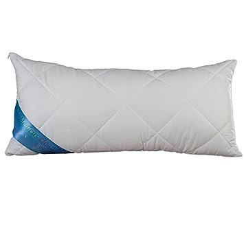 schlafmond medicus clean kissen 40x80 cm kopfkissen kochfest 95 speziell f r allergiker. Black Bedroom Furniture Sets. Home Design Ideas