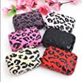 PETMALL 1pcs leopard US-pupil Contact Lens Case Nursing Box Travel Mirror Glasses Contact Lenses Box For Eyes Care Box Mini Set OFFICE-419