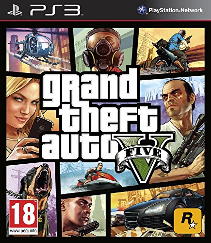 Third Party - GTA V Occasion [Playstation 3] - 5026555410236