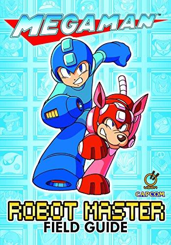 Mega Man: Robot Master Field Guide