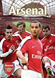 Official Arsenal 2010 Calendar (Calendar 2010)