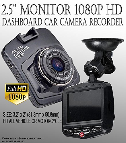 JDM 2.5'' Full HD 1080P Car DVR Vehicle Camera Video Recorder Dash Cam FAST SHIP#25 (Cam For 2010 Camaro Ss compare prices)