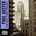 The New York Trilogy Audiobook by Paul Auster Narrated by Joe Barrett