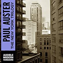The New York Trilogy | Livre audio Auteur(s) : Paul Auster Narrateur(s) : Joe Barrett