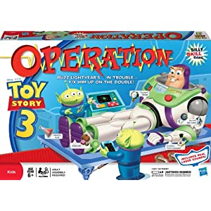 Operation Toy Story 3!