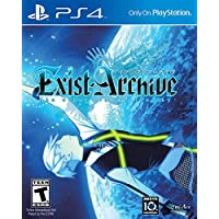 Exist Archive The Other Side of The Sky for PlayStation 4