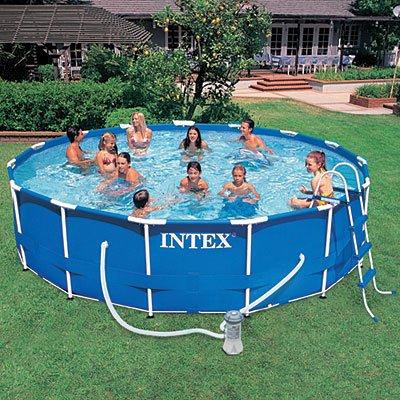 Intex Pool May 2013