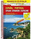 MARCO POLO Reiseatlas Spanien, Portugal 1:300.000