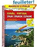 Atlas routier et touristique Espagne,...