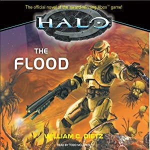 Halo: The Flood | [William C. Dietz]