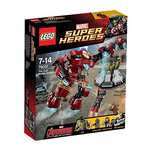 Lego Super Heroes - Nouveautés 2015 - Le combat du Hulk Buster - 76031