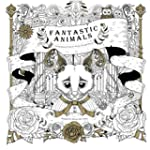 Fantastic Animals: Coloring Book of F...
