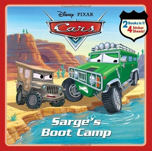 Sarge's Boot Camp/Al's Sky-High Adventure (Disney/Pixar Cars) (Pictureback(R)) by RH Disney (2008) Paperback