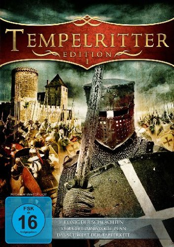 Tempelritter Edition 1 (König der Schlachten / Der geheimnisvolle Plan / Das Schwert der Tapferkeit) [Collector's Edition]