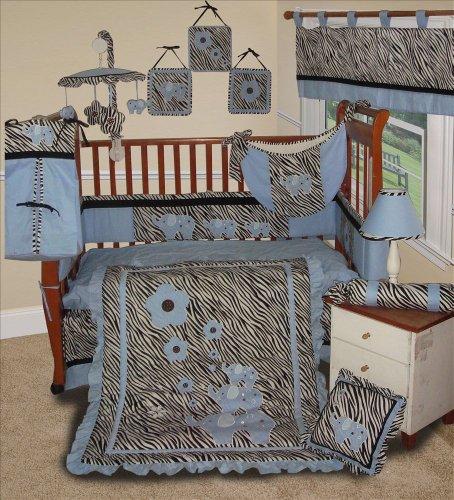 Custom Nursery Bedding 3505 front
