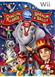 Ringling Bros. and Barnum & Bailey Circus - Nintendo Wii
