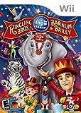 Ringling Bros. and Barnum & Bailey Circus - Nintendo Wii