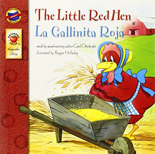 The Little Red Hen/La Gallinita Roja (Keepsake Stories)