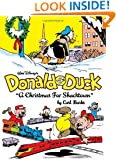 """Walt Disney's Donald Duck: """"A Christmas For Shacktown"""" (Vol. 0)  (The Complete Carl Barks Disney Library)"""
