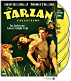 617xajiqIxL. SL160  The Tarzan Collection Starring Johnny Weissmuller (Tarzan the Ape Man / Escapes / and His Mate / Finds a Son / Secret Treasure / New York Adventure)