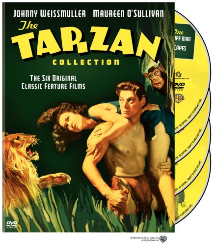 Tarzan of The Apes Movie Johnny Weissmuller Johnny Weissmuller Tarzan