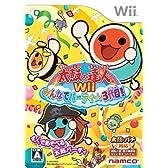 太鼓の達人Wii みんなでパーティ☆3代目! (ソフト単品版)