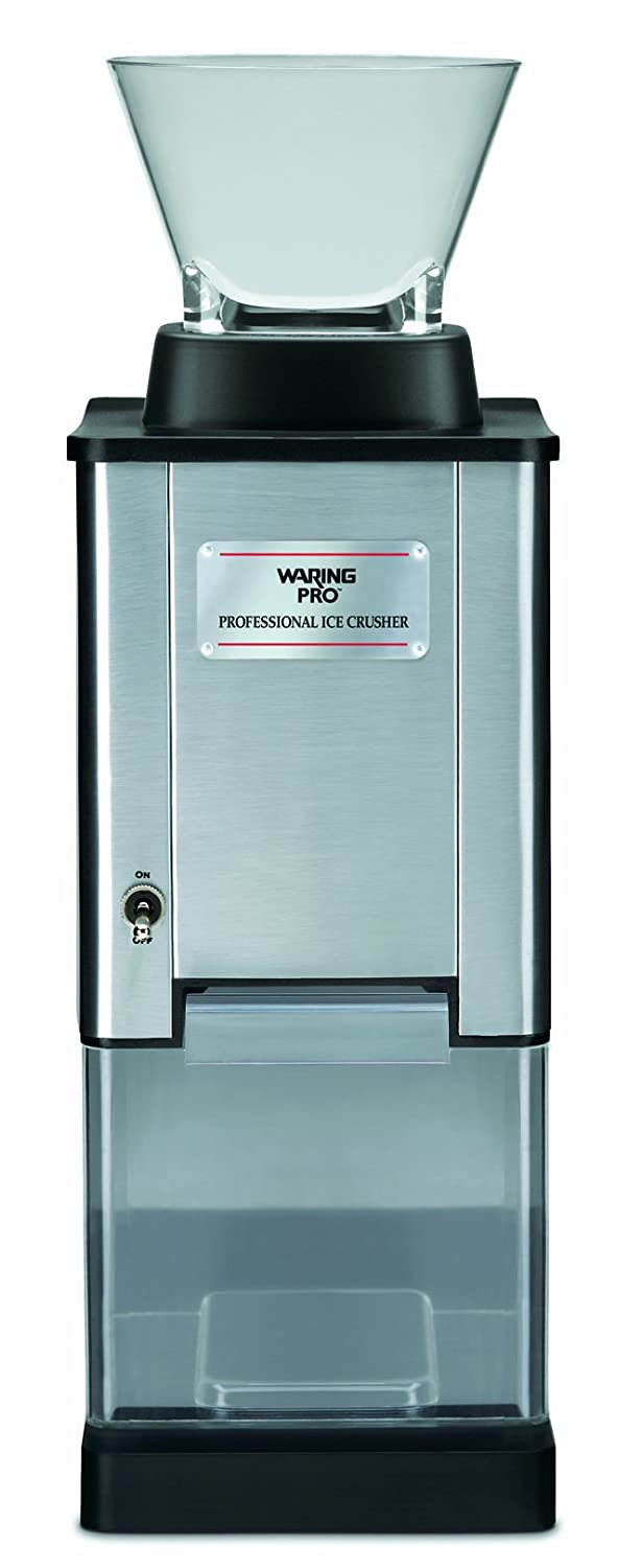 Waring Pro IC70: Professional Ice Crusher with Automatic On/Off Toggle System