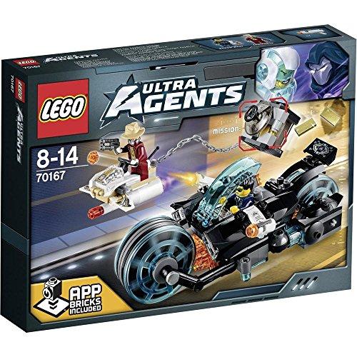 LEGO® ULTRA AGENTS 70167 INVIZABLE GOLD
